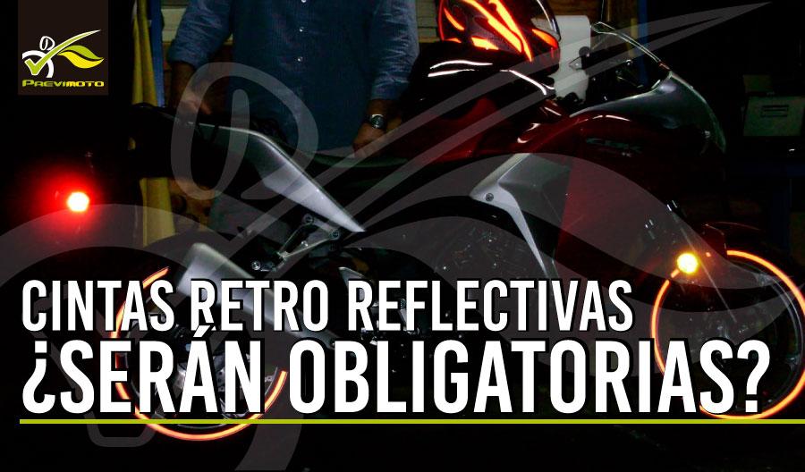 3M Asegura que el uso de cintas retro reflectivas obligatorias, disminuyen la accidentalidad.
