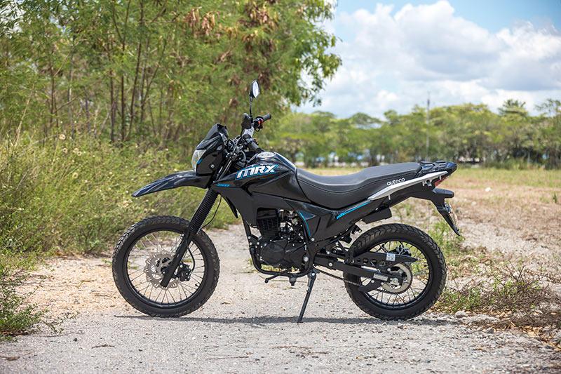 Motocicletas que llegaron a nuestro país en el 2020