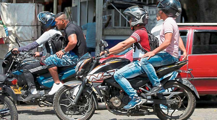 ¿Cuáles son las multas por casco que inician este sábado?