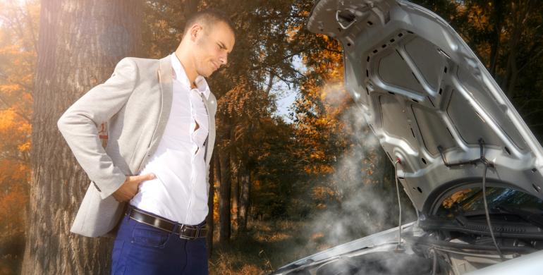 Razones comunes que causan el recalentamiento del motor de tu vehículo
