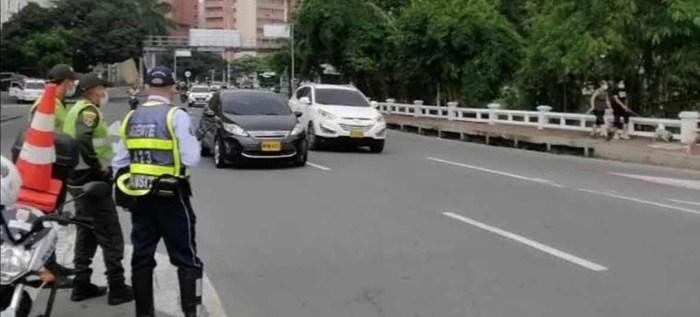 Movilidad presenta decreto de excepción de pico y placa para vehículos particulares