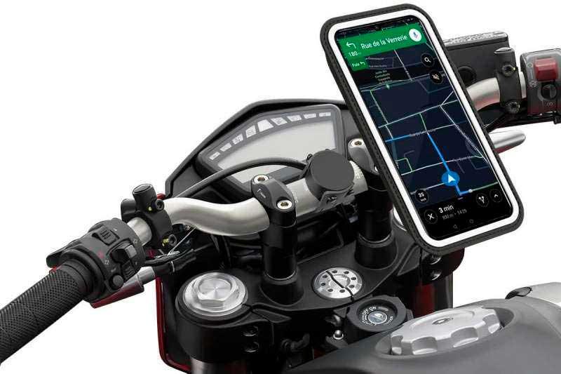 ¡Apple no va con las motocicletas!