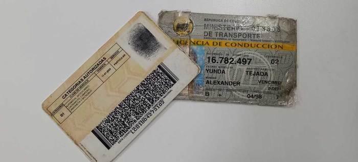Cuenta regresiva para cambio de licencias de conducción
